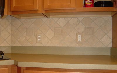 decorative outlet covers and 4x4 acentus decorative tiles